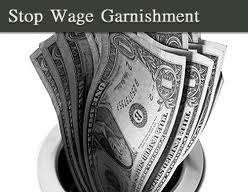 stop IRS wage garnishment
